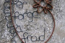 Metal Craft / A range of tools, materials and accessories perfect for ornamental and practical metal work http://www.createandcraft.tv/ShowGridView.aspx?showId=2425282  / by Create & Craft