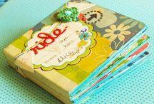 Mini Albums / by Rachel Leanna