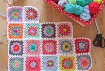 Knitting & Crocheting / by A Bowl Full of Lemons