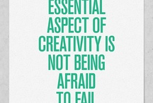 Creativity quotes / by The Creative Collective