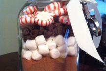 Christmas Jar Ideas / by Ann Streharsky