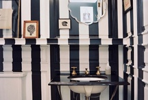 Bathroom inspiration / by Jeanine Esberg