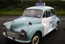 Police cars / by Martin Dunn