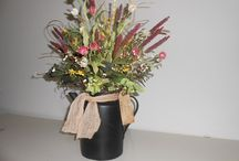 primitive floral / by Judy Havens