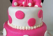 Minnie Mouse Birthday Theme / by Antonette Hazel