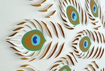 paper art/paper cut out / by Claudia Vollbracht