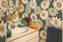 Hall bath / by Laura Byerly