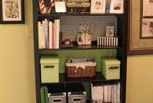 Classroom Shelf Decor / by April Larremore