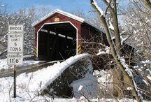 Covered Bridges / by Joy Logan Burkhart