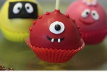 It Came from the Library: Monster Cake Pops / Teen program, October 17, 6:30 - 8:00 at Clark Pleasant Branch - Looking for a tasty outlet for your creativity? Use your mad skills and some cake decorating supplies to decorate deliciously spooky cake pop monsters. / by Johnson County Public Library
