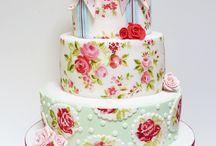 Wedding cakes / by Diane Minchew