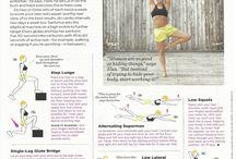 Get fit / by Darcy Dierig