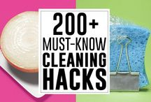 Cleaning Hacks / by Laura Silvio