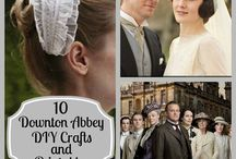 My Downton Abbey Obsession / by Shelly