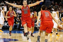 UofL Women's 2013 NCAA  / by UofL Admissions