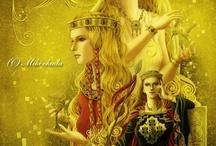 { celtic : gaelic } / by Avalon Moonsong