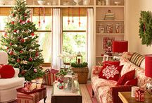 CHRISTMAS AROUND THE HOUSE / by JGW