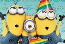 Having a party?-Despicable me / by Elina Allwin