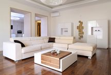 Pavel and Anna / modern contemporary/ orgnized / by LOCZIdesign