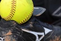 Softball and Baseball <3 / by Morgan Johnson