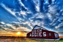 Aggie stuff / by Ben Denison