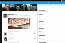 Twitter Blogs / Company, Media, Advertising, and Engineering Blogs / by Twitter Inc.