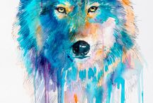 The weeping Wolfe / by Nikki Wolfe