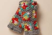 Crochet Mittens/Wristers etc... / by Becky Gilleland-Gibson