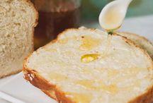 Bread / by Michelle Burcin