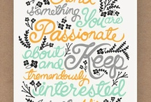 Quotes / by Melissa Newell