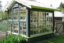 Garden - Sheds / Green Houses / Cabins / Cottages / by Nivethetha Sudhakar