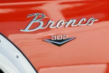 Bronco / by J Gonzales