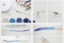 Beaded Bracelets / by Beebe Anderson Nadolskey