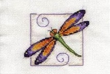 Cross stitch / by Lisa Bouplon
