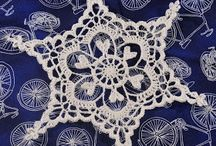 Doilies & Snowflakes / by Lisa Quinto