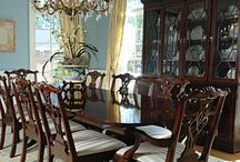 Dining Room / by Emily Maxwell