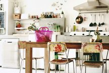kitchens / by Claudia