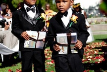 Ring Bearers / by African-American Brides