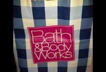 Bath and Body Works / by Candy-Lynn Chuckry