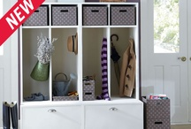 Entryway Organization / by Rubbermaid
