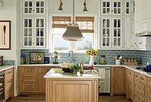 Kitchens / by Cathy Shaw