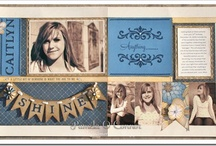 Scrapbook Pages / by Lynn Hart