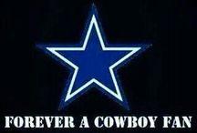 I love the Dallas Cowboys / No matter the status I love America's team / by Janice Anderson