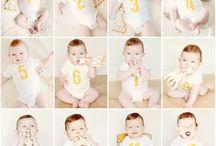 First birthday! / by Erica DeWitt
