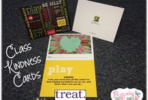Cards in the Classroom / by Treat