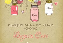Baby Shower / by Amber LeBaron