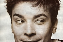 Jimmy Fallon / my obsession / by Rachel Capps