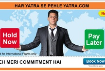 Yatra.com Special Offers / by Yatra Holidays