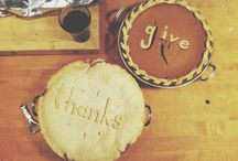 THANKSGIVING / by Kendra Fromm