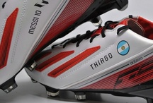 Personalized Boots / by SoccerCleats101
